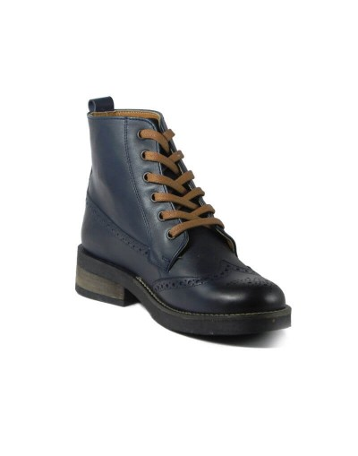 Bota Wood Blue