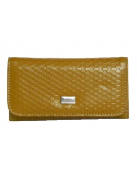 Cartera Genuine Amarrillo