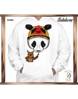 Sudadera Cool Panda