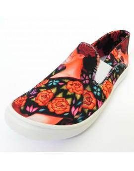 Catrina Flores Multicolor
