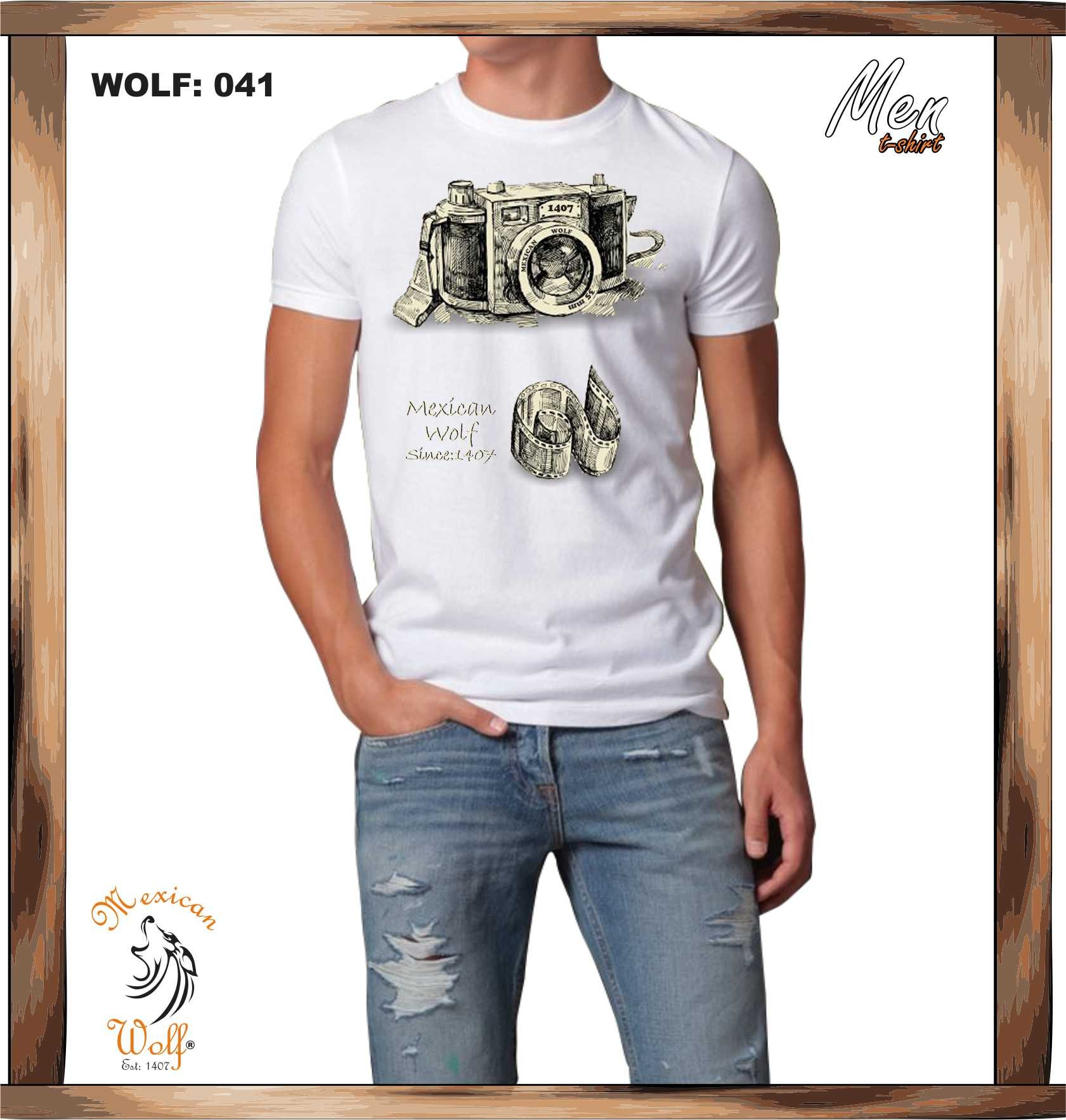 c864a35277f02 Playeras Mexican Wolf estilo urbano-casual - Mayoreo y menudeo ...