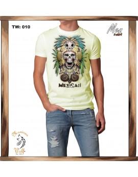 Azteca Calavera