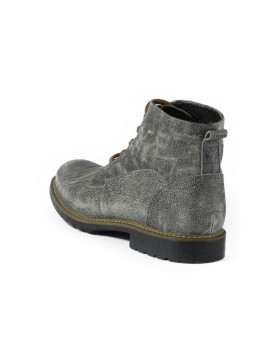 Bota Short Pale Silver Light